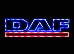Бренд компании - световая LED доска на заказ