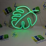 Фигура из гибкого светодиодного неона «МОНСТЕРА»