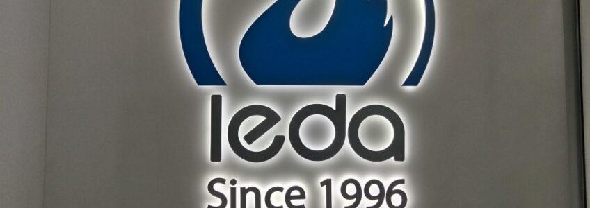 Логотип «Леда»